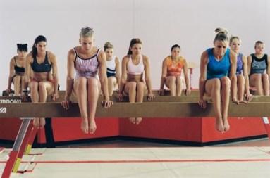 Hilary Swank Missy Peregrym gymnastics movie 01
