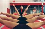 Hilary Swank Missy Peregrym gymnastics movie 09