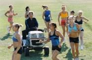 Hilary Swank Missy Peregrym gymnastics movie 13