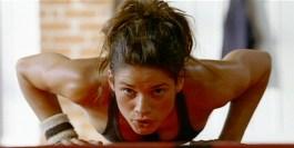 Hilary Swank Missy Peregrym gymnastics movie flipstickitdisney031