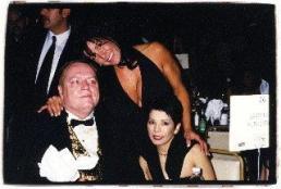 Holly Body porn star Larry Flynt