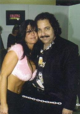 Holly Body porn star Ron Jeremy