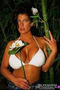 Holly Body white bikini top