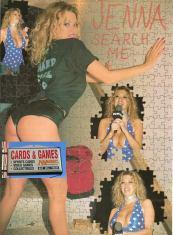 Jenna Jameson wrestling ecw