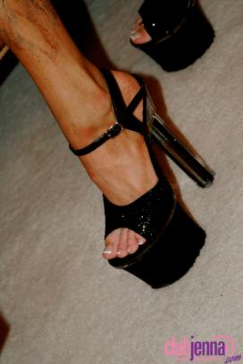 Jenna Jameson feet 04