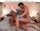 Jill Kelly anal DP feet