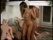 Jasmin St Claire Annabel Chong strapon tan
