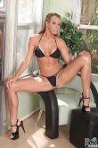 Nicole Sheridan teeny bikini 5