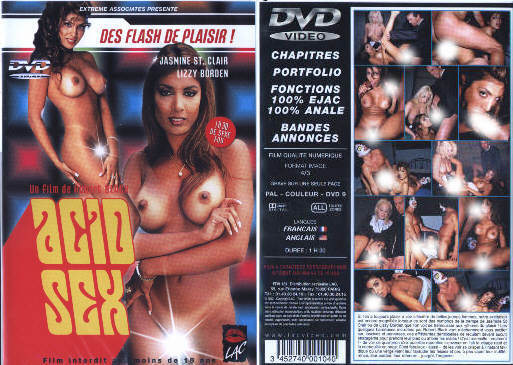 Jasmin St Claire Acid Sex