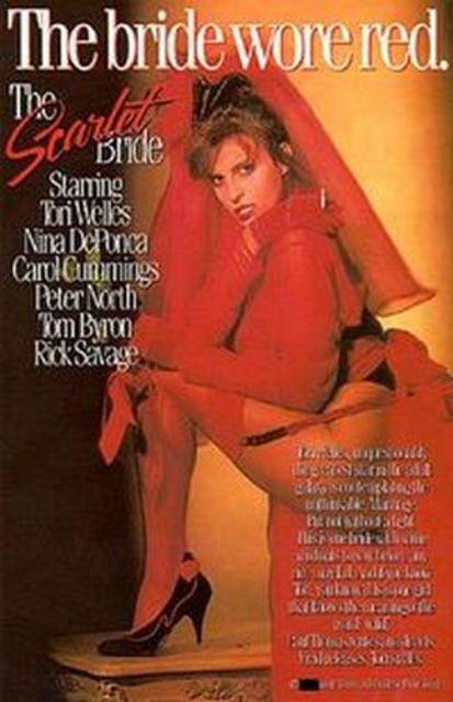Tori Welles Scarlet Bride