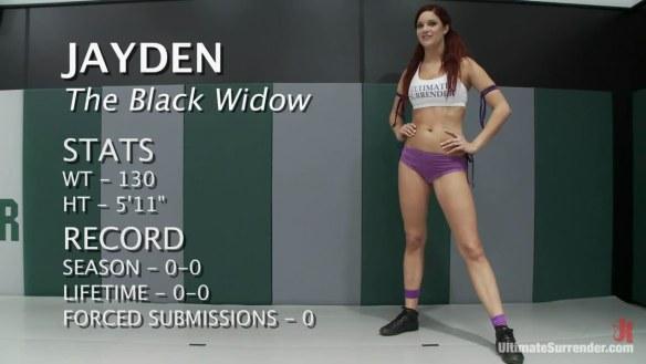 Jayden Cole Ultimate Surrender wrestling stats