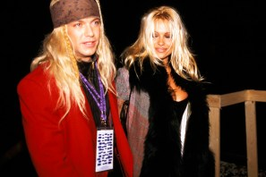Pamela Anderson Bret Michaels lovers