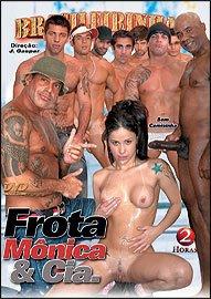 Monica Mattos Brasileirinhas gym gangbang bukkake