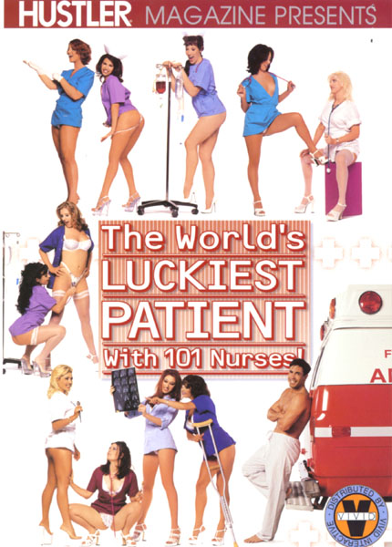 world_luckiest_patient_with_101_nurses dvd