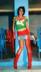 Claire Turton model