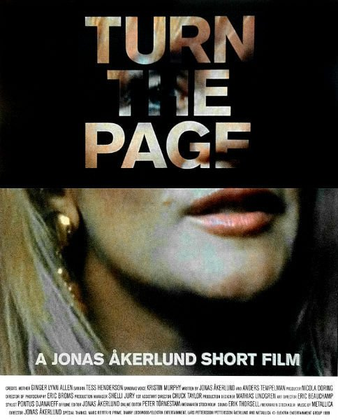 Ginger Lynn Allen - Turn The Page