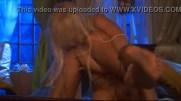 Carmen Luvana barefoot pussy eating by Jesse Jane