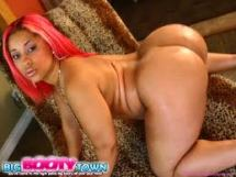 Pinky XXX big booty ass black