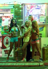 Selena Gomez drunk teenage group