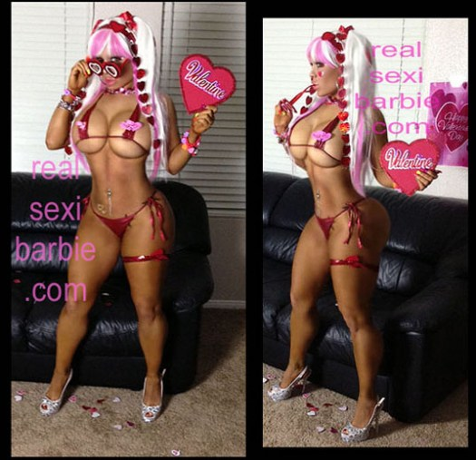 real sexi barbie doll