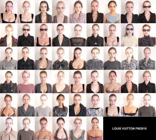 51 mannequins sans maquillage