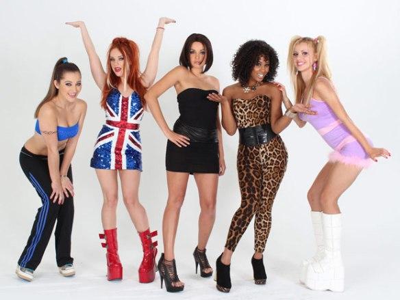 Spice Girls Porn