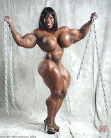 Yvette Bova hypertrophy