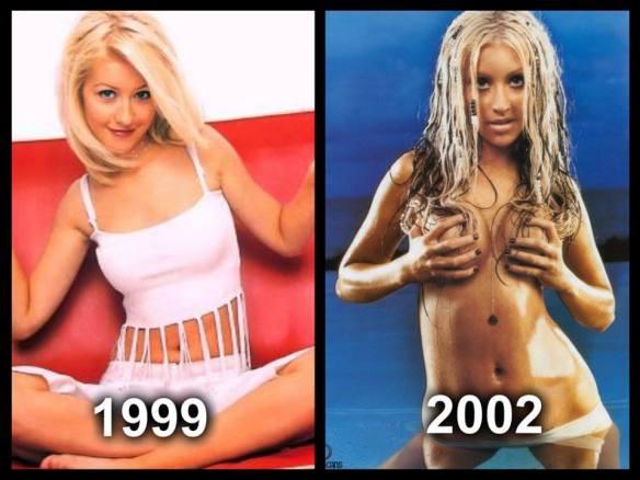 Christina Aguilera 1999 2002