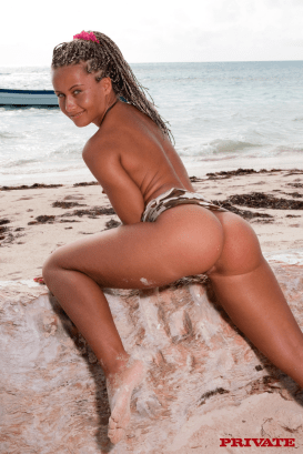Kathy Campbel Sandra Anal Honeymoon In The Tropics 04