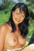 Tania Russof on island 02