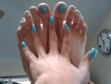 Tanner Mayes feet 009
