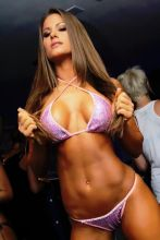 Brooke TNA Knockout 3