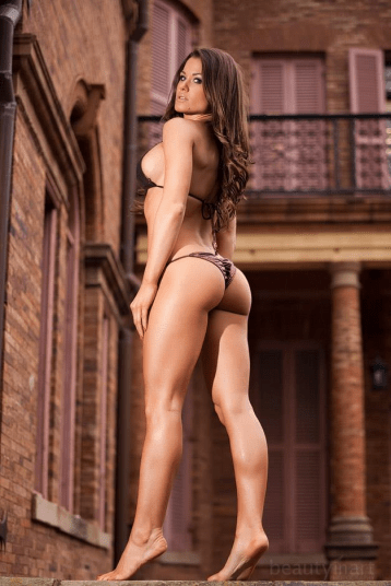 Brooke Tessmacher best divas ass
