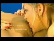 Tina Cheri eating pussy