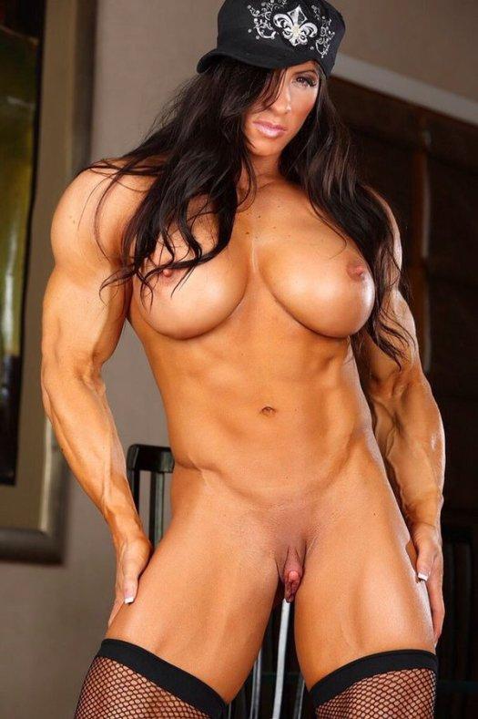 Angela Salvagno long clit