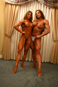 Angie Salvagno and Amber Deluca 02