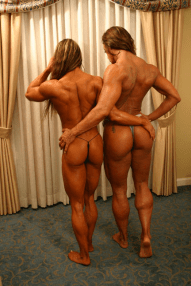 Angie Salvagno and Amber Deluca 04