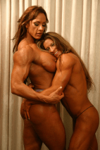 Angie Salvagno and Amber Deluca 07