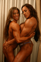 Angie Salvagno and Amber Deluca 08