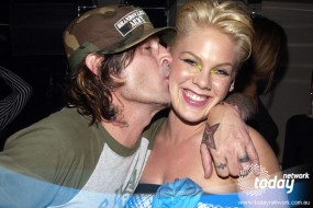 """Tommy Lee is a licker"" (Photo by Theo Wargo/WireImage for In Touch Weekly)"