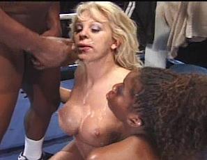 Cock Sucking Championship Monique vs Dolly Golden 04