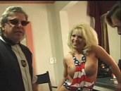 Cock Sucking Championship Monique vs Dolly Golden 06
