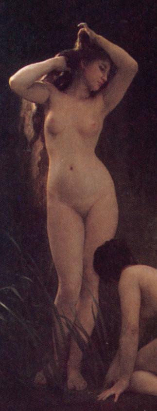 William-Adolphe_Bouguereau_-_The_Nymphaeum_-_1878_(detail)