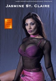 Jasmin St Claire Pro Wrestling Babe Of The Year