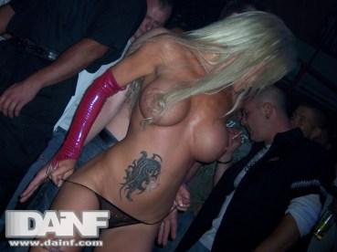 Sharon Da Vale German blonde pornstar