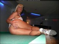 Sharon Da Vale snatch
