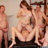 Tasha Knox and girlfriend college orgy 10