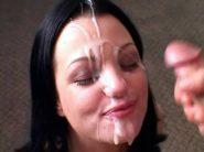 BellaDonna Cum Swallowing Challenge Semen Cumshots 0 peter-north-03