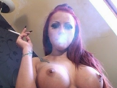smoking bitch