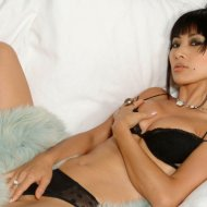 Bai Ling porn star in the making